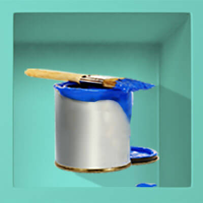 Dripping Paint Bucket Animated 2 of 6