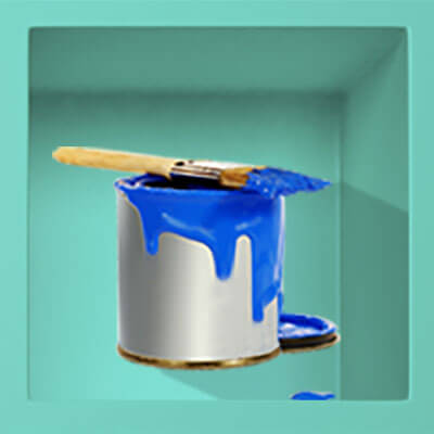 Dripping Paint Bucket Animated 3 of 6