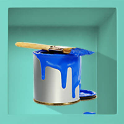 Dripping Paint Bucket Animated 4 of 6